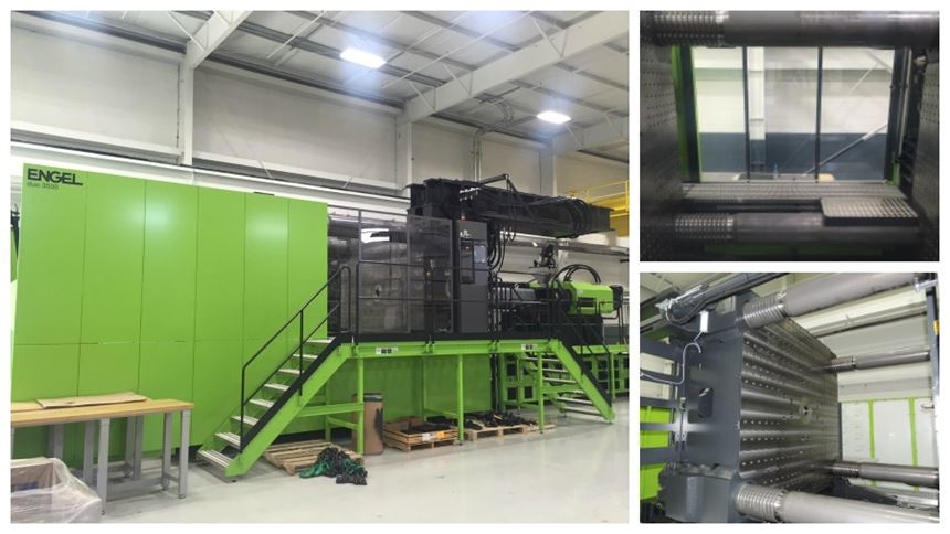 Images of the Engel Duo 23050/3500 US 3,500-ton press