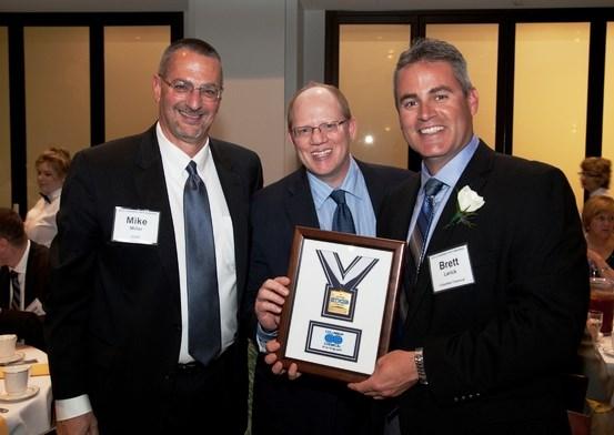 Columbia Chemical award recipients