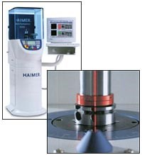 Combination tool presetter and balancer