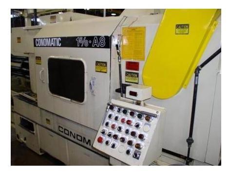 Machine at Vanamatic