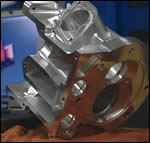 Complex, customized racing parts