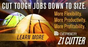 Gerber Technology Z1 Cutter