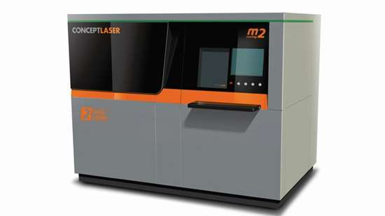 Concept Laser M2 Cusing laser melting system