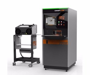 Concept Laser Mlab Cusing 200R