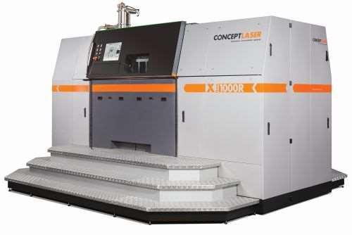 laser melting system
