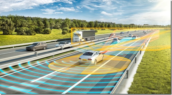 """""""Advanced driver assistance system of this kind are the foundation of automated driving and represent our strongest growth area,"""" said Dr. Elmar Degenhart, Continental's chairman of the Executive Board"""