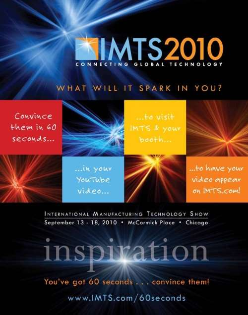 YouTube video contest at IMTS