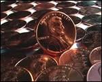 Copper penny