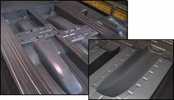Core side of this automotive mold
