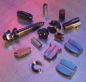 Cox Manufacturing Sample Parts