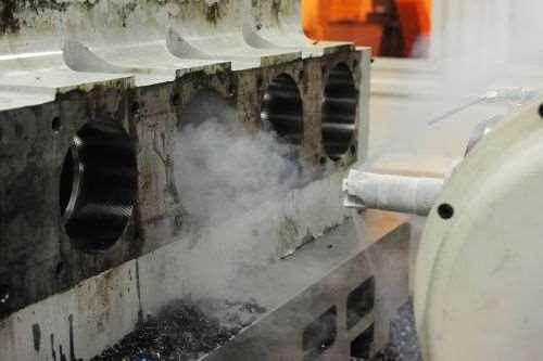 cryogenic machining avoids the white layer