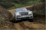 Rolls Names SUV: Cullinan