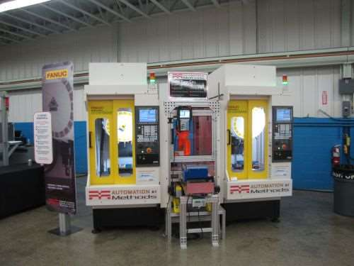 Methods Machine Tools custom automation