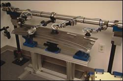 Custom sheet metal transfer unit