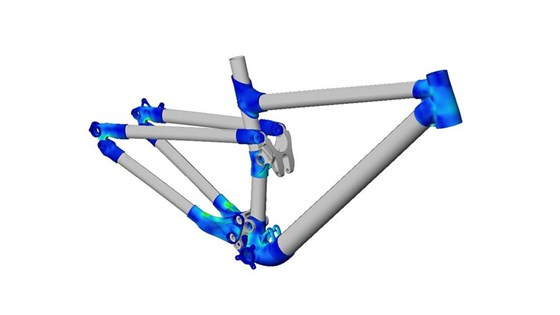 Customizable Bike Frame Developed with Additive Manufacturing ...