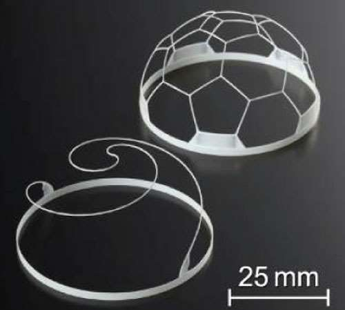 3D wire components