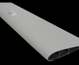 Cyclone has produced 20 integrated fastener-free composite ailerons offering 35% less cost and 50% less lead-time.