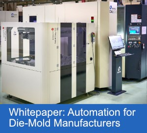 Makino die-mold automation whitepaper