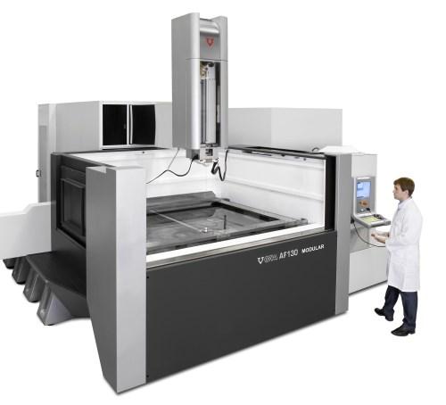 World\'s Largest Wire EDM?: Modern Machine Shop