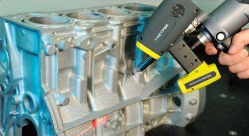 Nikon Metrology MMCx80 ModelMaker scanner