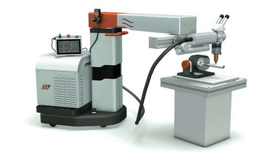 O.R. Laser Evo mobile diodeline