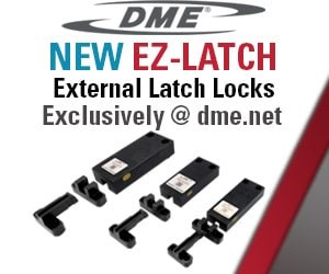 DME EZ-Latch