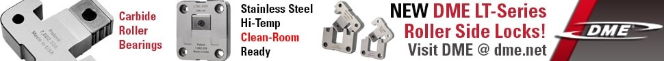 DME LT-Series Roller Side Locks