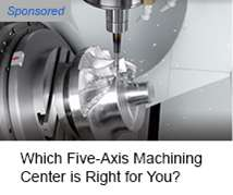 DMG Mori: Which Five-Axis Machining Center is Right for You?