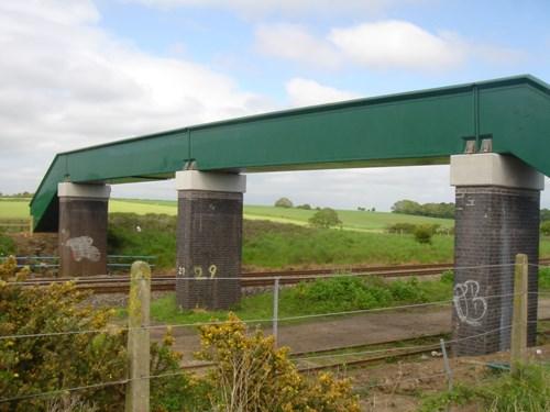 Gurit footbridge