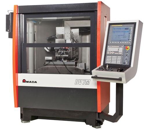 Amada DV-7M CNC profile grinder