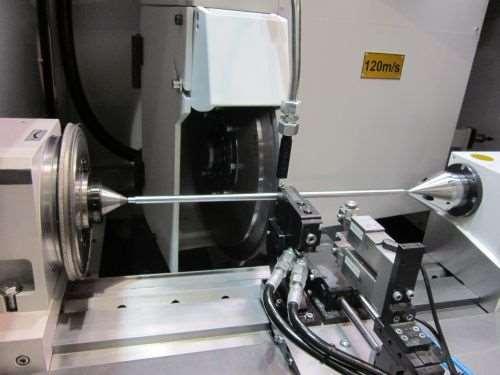 Danobat LG Series cylindrical grinders