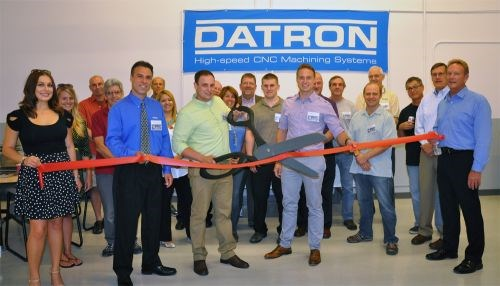 DATRON Dynamics Opens West Coast Office to Support Growing Customer Base and Showcase Advanced Machining Technology