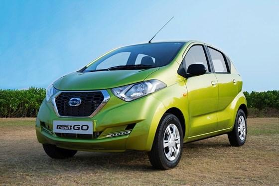 The India-market Datsun redi-GO