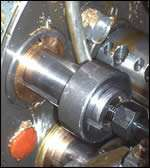 Davenport Tool Spindle