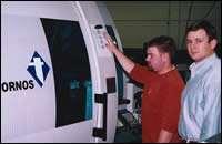Decco 2000 CNC screw machine
