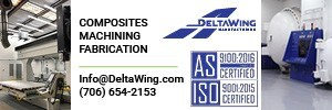 DeltaWing Manufacturing - Composites Manufacturing