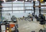 Die machining shop