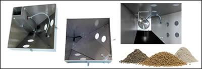 Different types of blender dispense valves