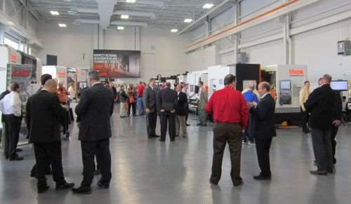 Discover More Event with Mazak