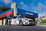 Domino's and Ford Deliver Autonomously