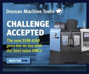 Doosan SVM 4100