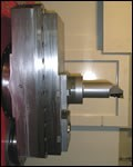 Drilling spindle