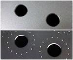 Micro-holes