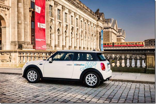 DriveNow ist ein Carsharing - Joint Venture der BMW Group und der Sixt SE. DriveNow bietet in München, Berlin, Hamburg, Düsseldorf, Köln, Wien, London und San Francisco ein modernes Mobilitätskonzept an.