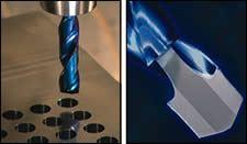 Dual-carbide drill