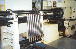 Duplicate Pusher Tubes