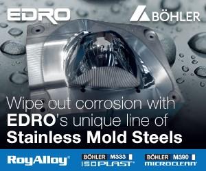 EDRO Tool Steels Stainless BOHLER