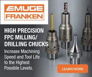 High Precision FPC Milling/Drilling Chucks
