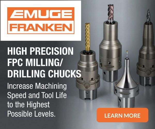 High Precision FPC Milling/Drilling Chucks