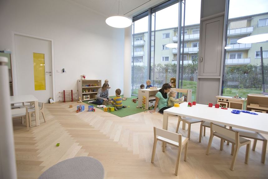 engel in house childcare